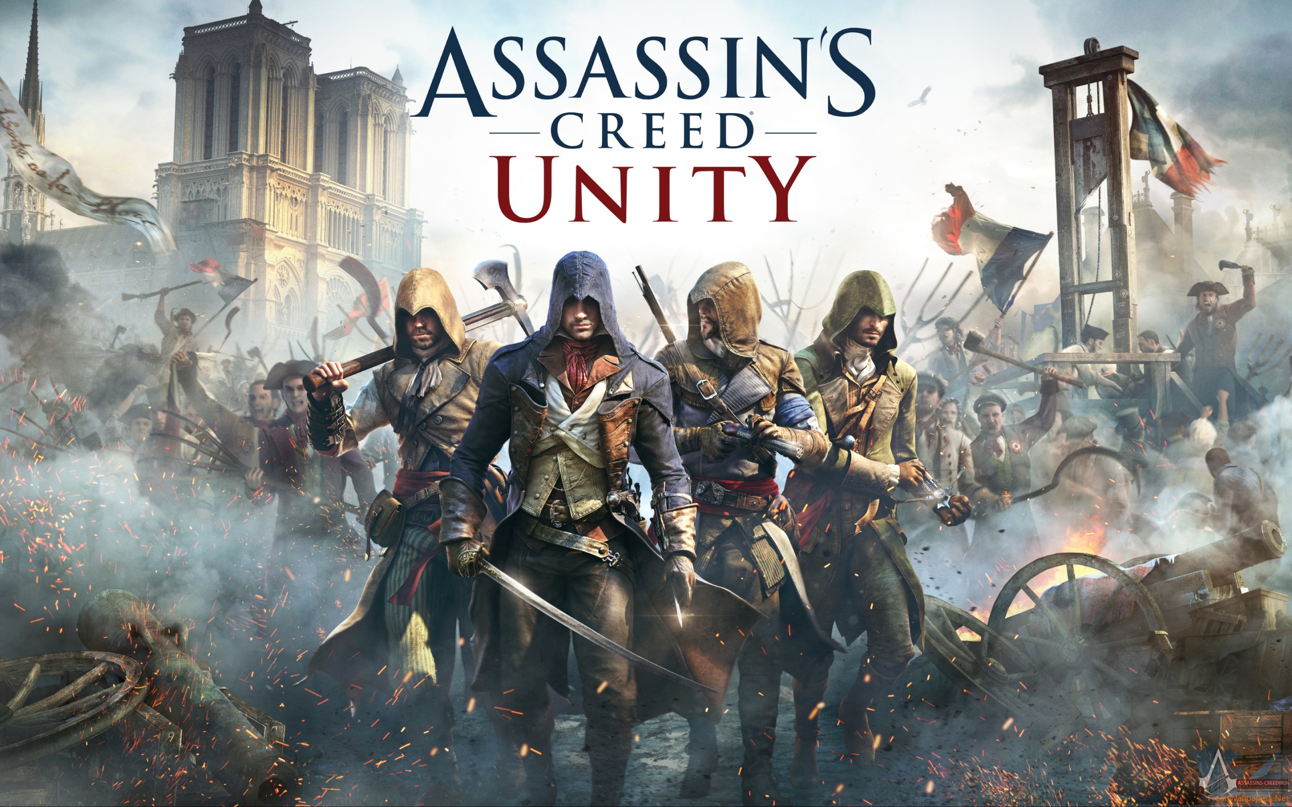 Assassins Creed Unity Wallpaper Ipad   wallpaper 2560x1600