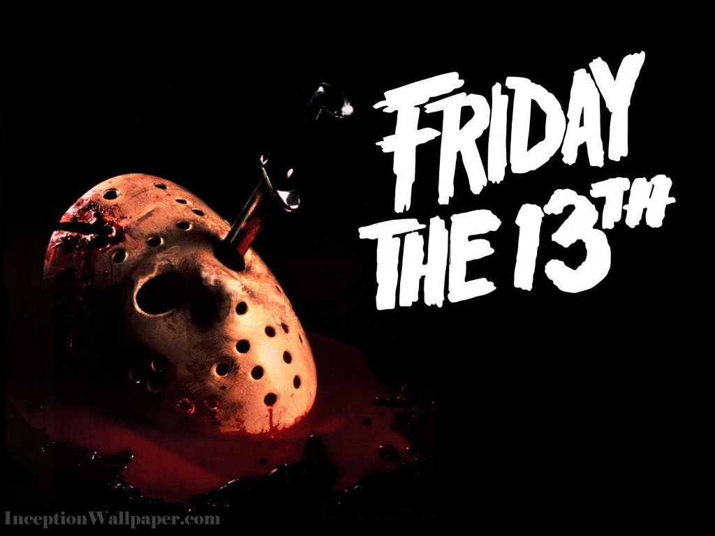 Free Download Horror Movies Wallpaper Of Friday The 13th 1024x768