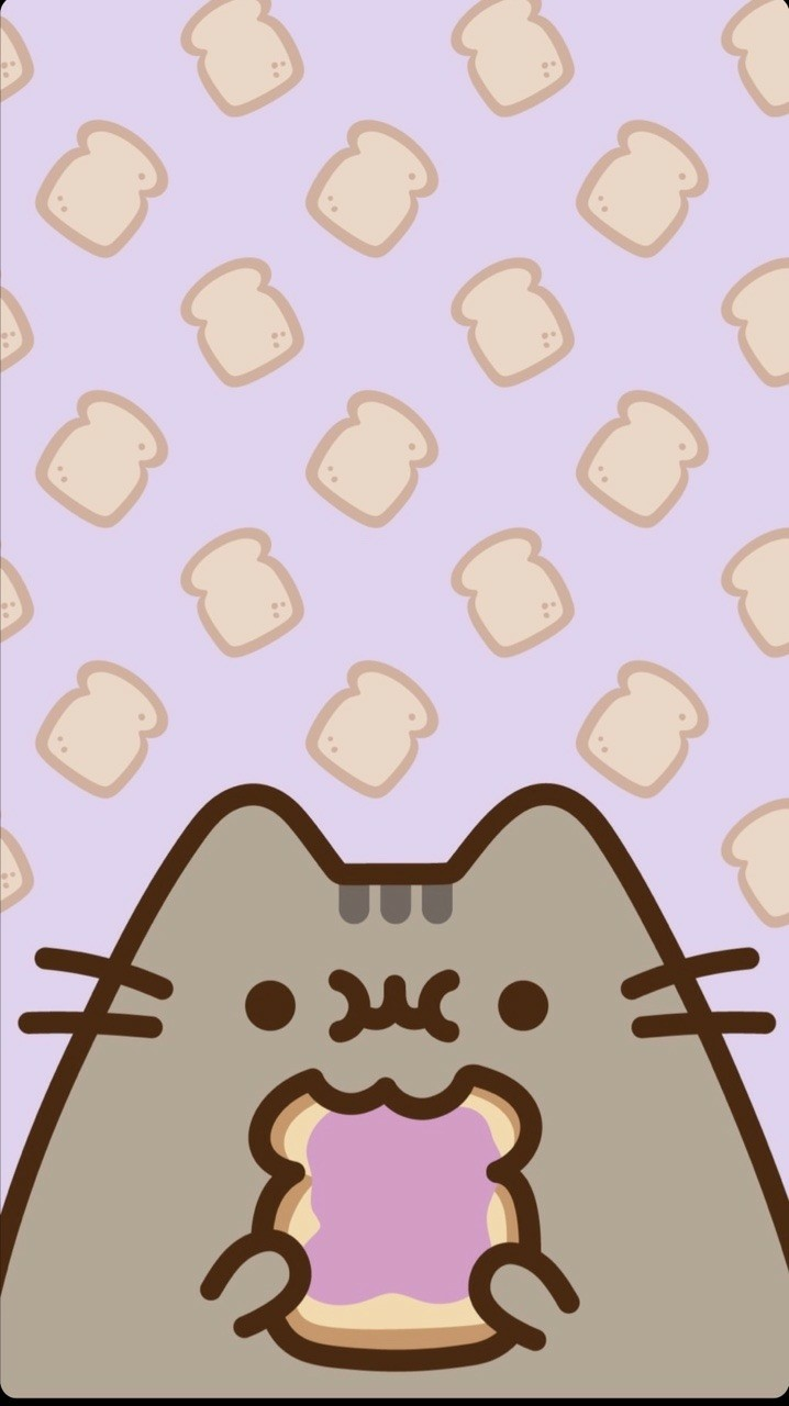 Pusheen discovered by MarvelousGirl94 on We Heart It 718x1280