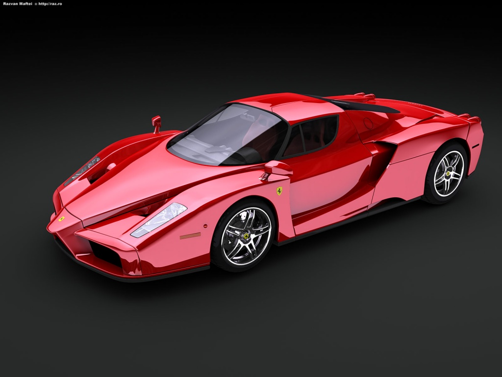 clip art and picture ferrari sports cars wallpapers 1024x768