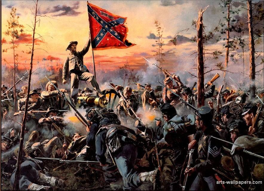 american civil war paintings art prints gallery pictures artworks 884x642