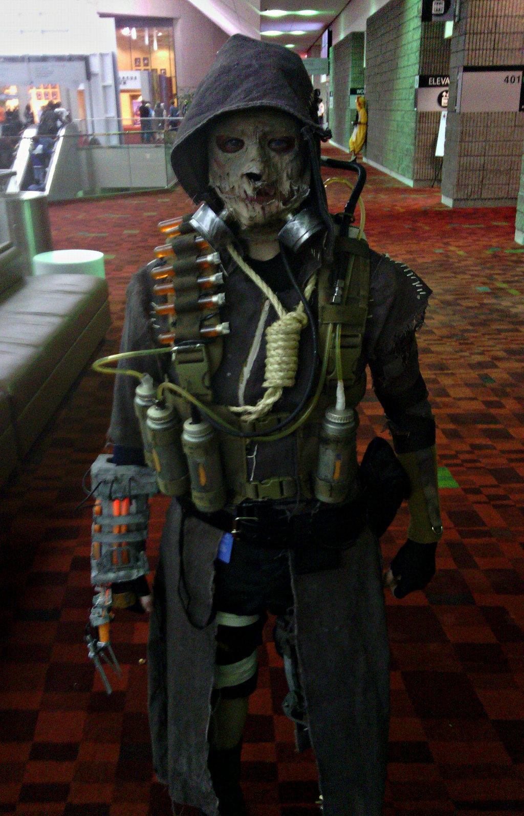 Arkham Knight Scarecrow by CrazyHarrison 1024x1592