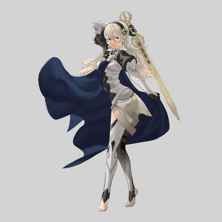 faiAE emuburemu action fighting nintendo fantasy wallpaper background 736x736