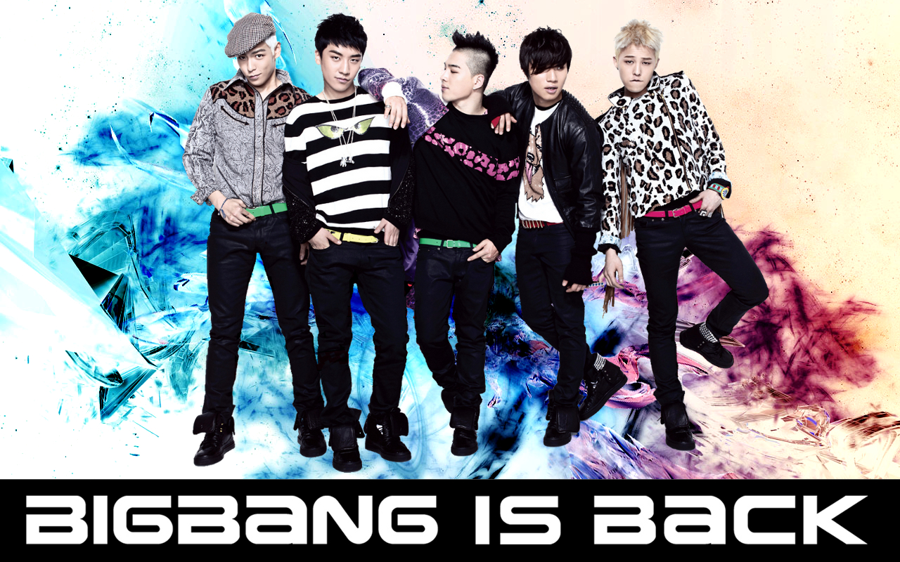 what is big bang