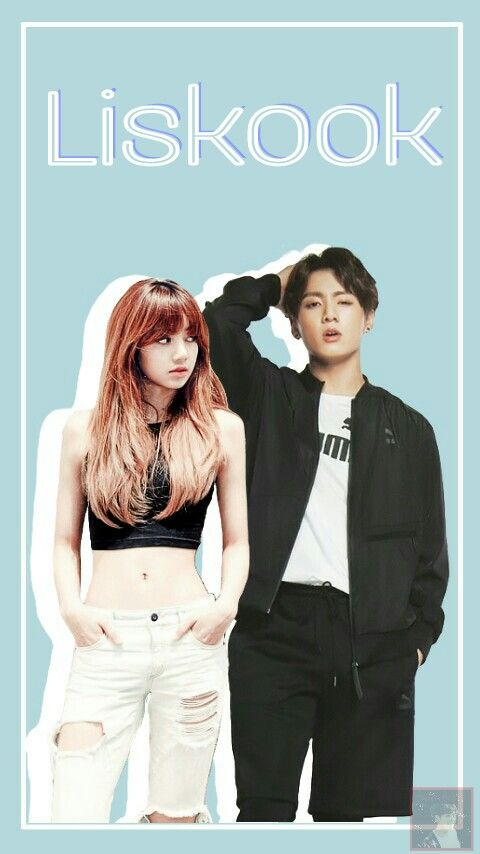 Wallpaper BTS Blackpink Liskook Lisa Lalisa Jungkook 1024x1822