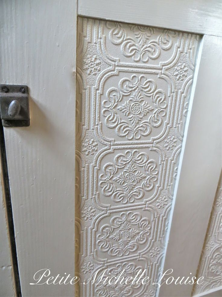 Textured Wallpaper Cabinet Doors Wallpapersafari