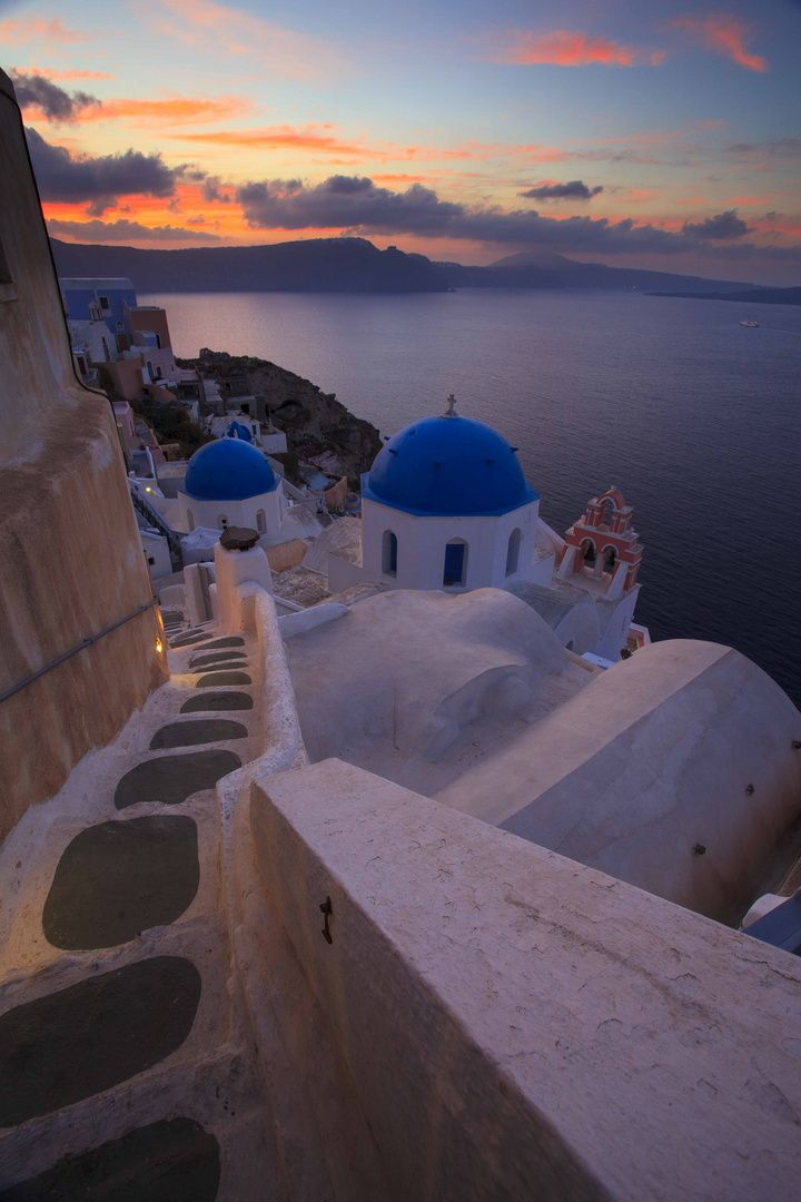 Santorini Greece photo image europe greece santorini images 720x1080