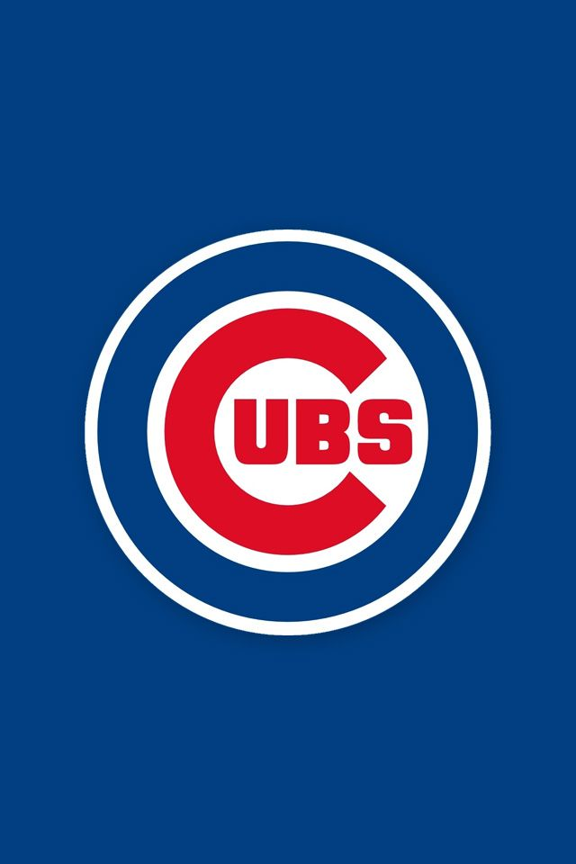 Chicago Cubs iPhone Wallpaper iOS Themes Pinterest 640x960