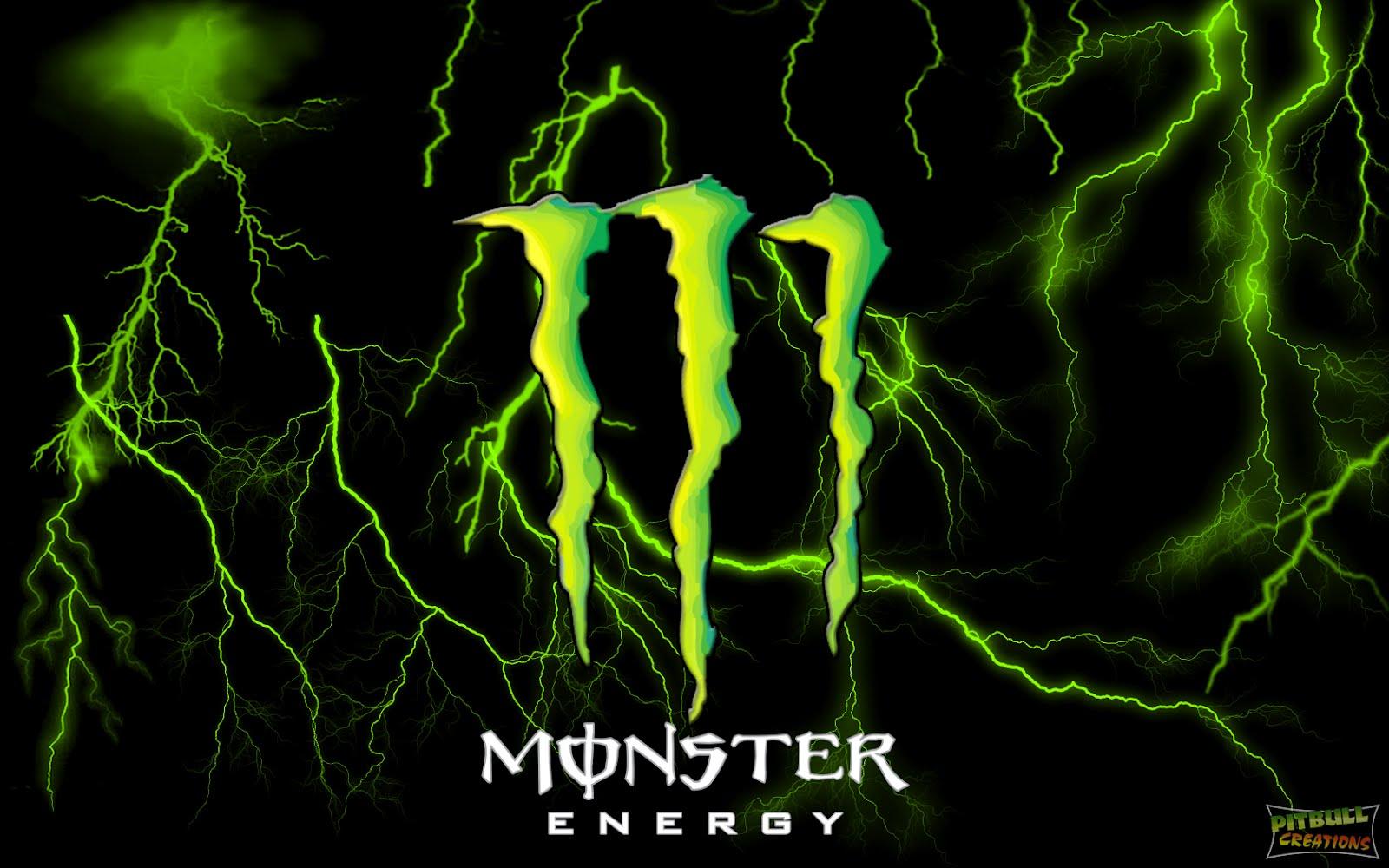 Etiquetas Monster Energy Wallpapers 1600x1000