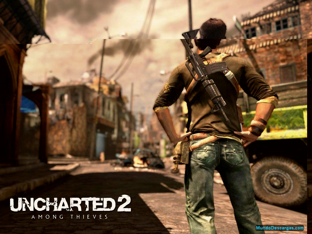 Wallpaper Name Uncharted 2 Game Wallpaper 1024x768