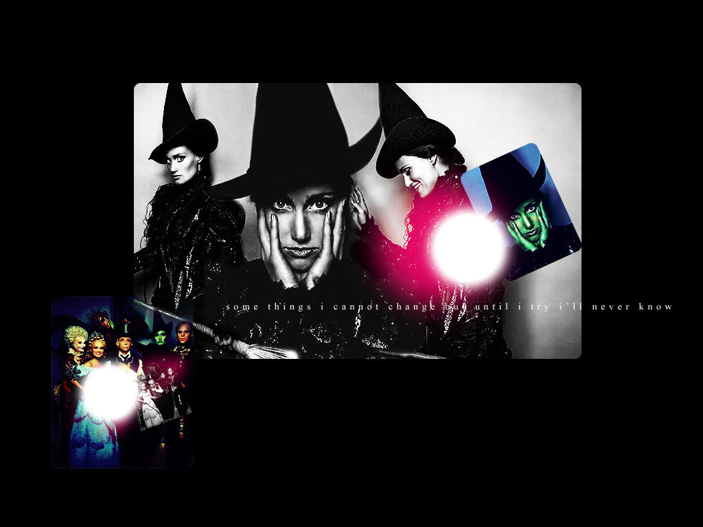 Wicked Wallpaper   The Wicked Witch of the West Wallpaper 12823379 1024x768