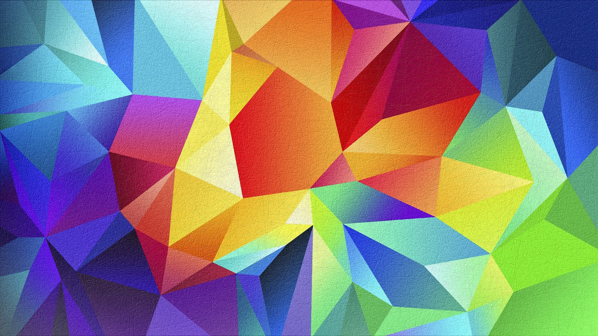 FunMozar Colorful Geometric Wallpapers 1920x1080