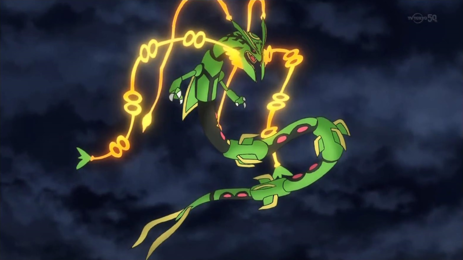 mega rayquaza hd wallpaper wallpapersafari