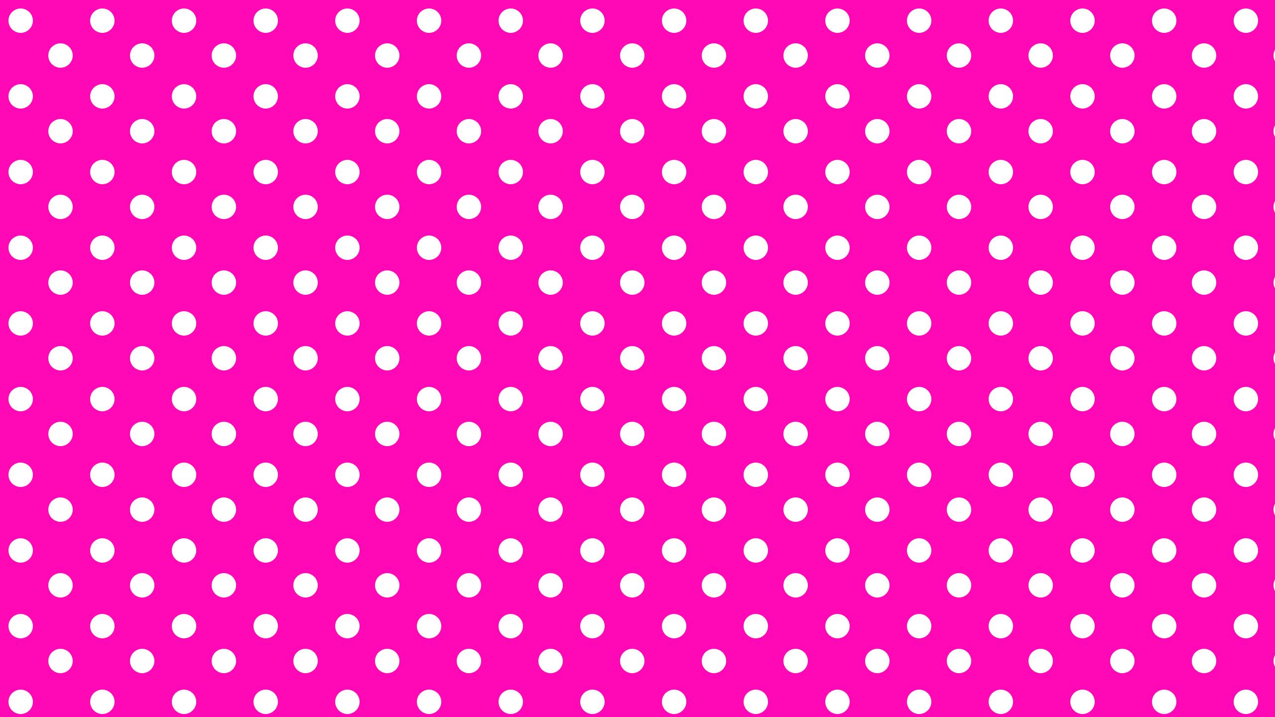 White Polka Dot Wallpaper - WallpaperSafari