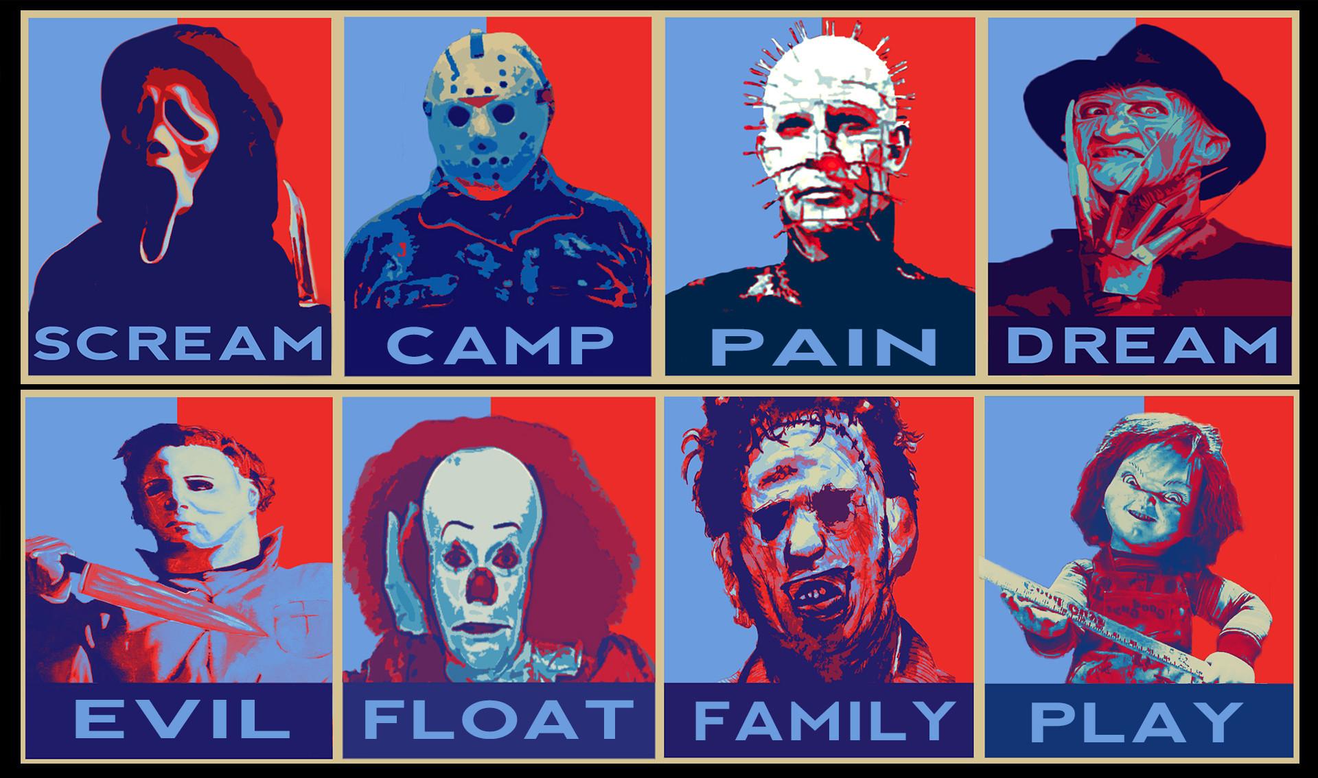Horror Movie Background 1920x1134
