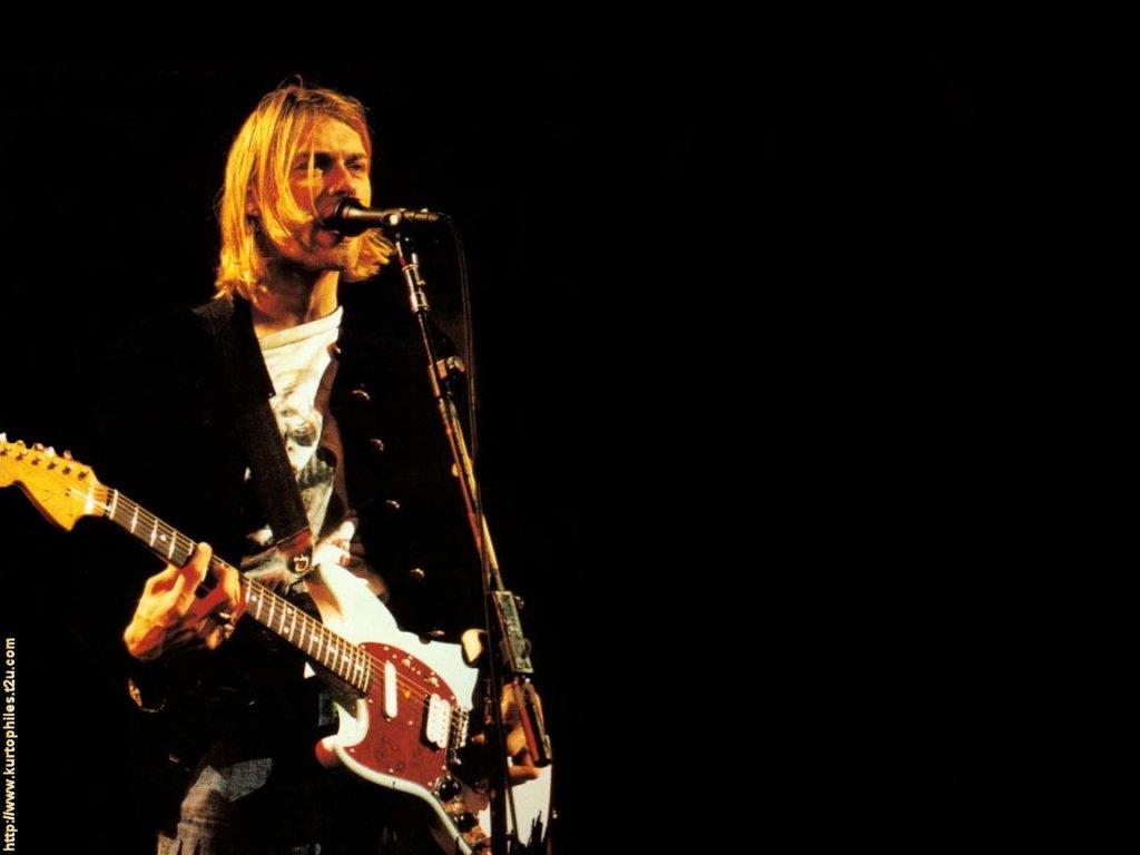 Kurt Cobain Wallpapers Kurt Cobain Wallpapers 13jpg 1024x768