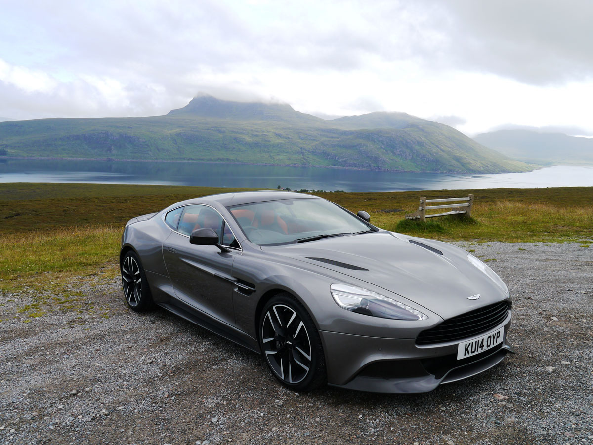 2016 Aston martin Vanquish pictures information and specs 1200x901