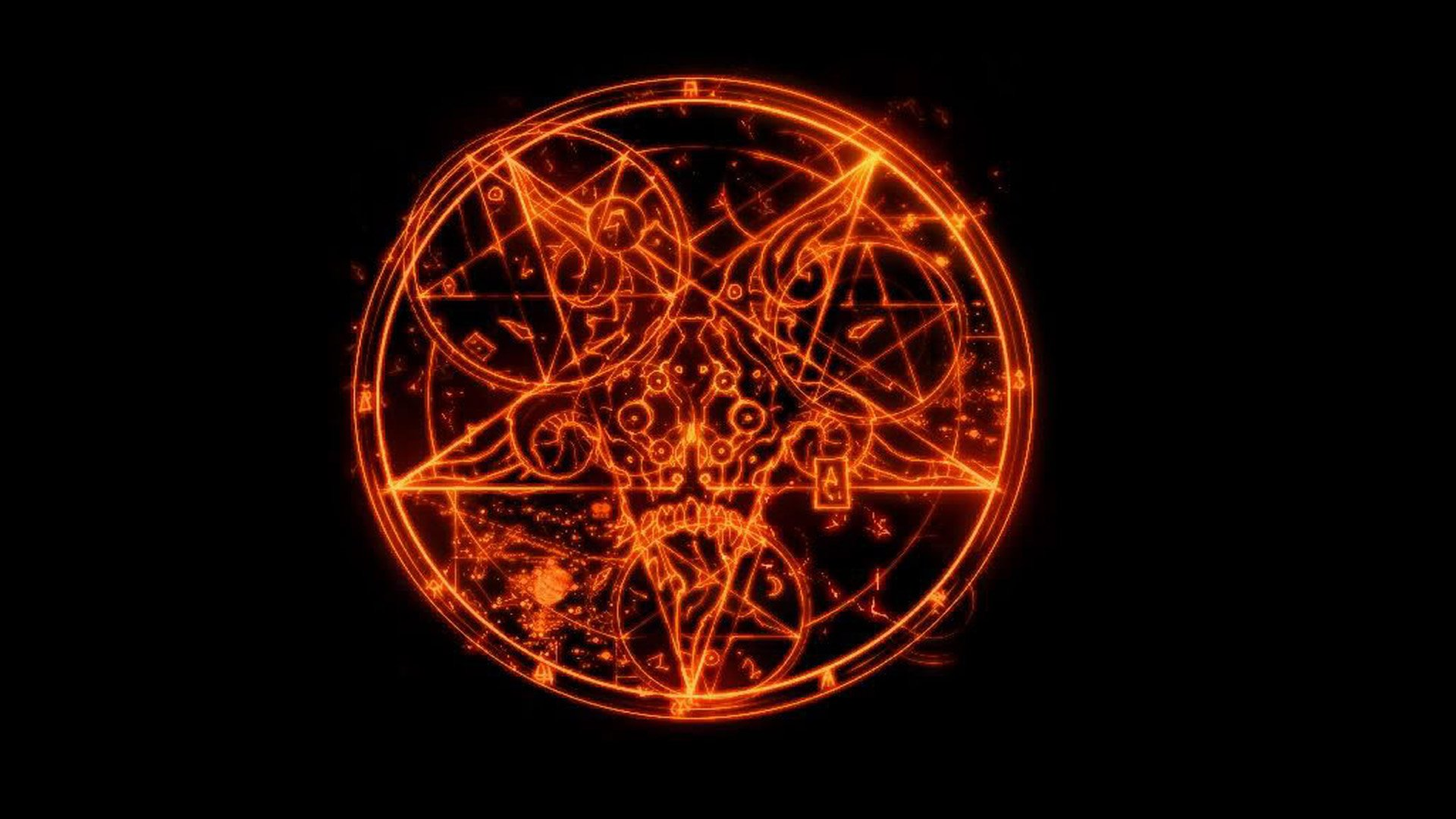 Dark   Occult Wallpaper 1920x1080