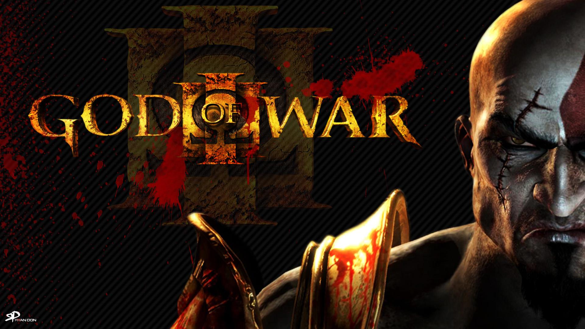 Free Download God Of War Iii Kratos Wallpaper 1920x1080