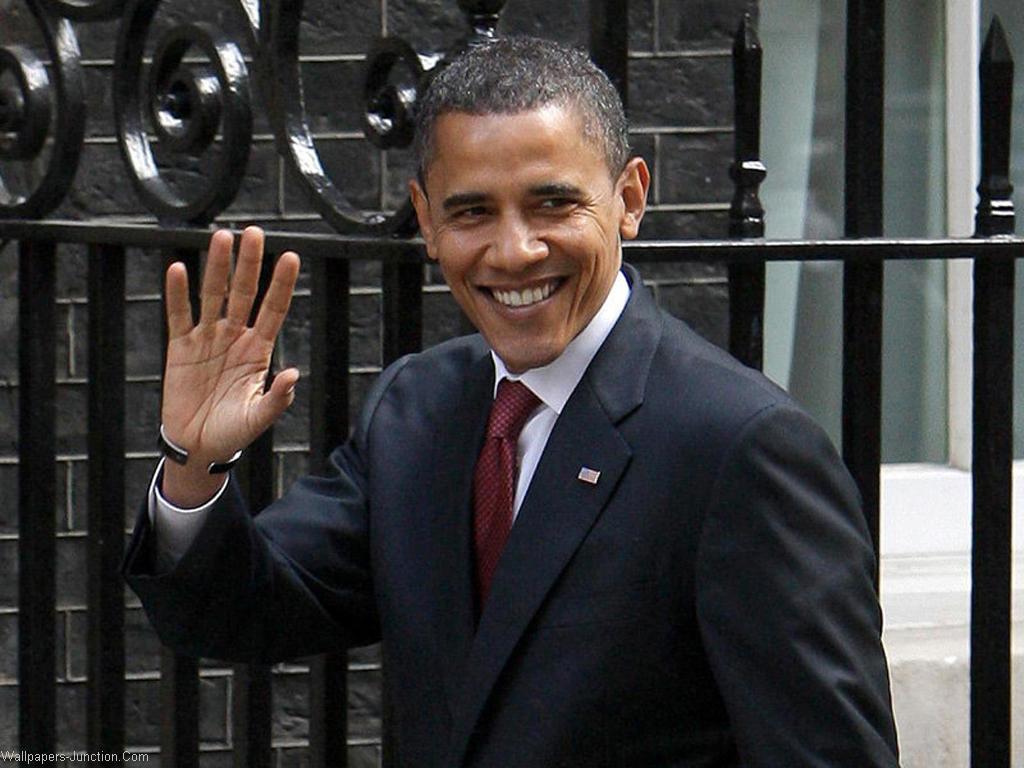 Barack Obama Wallpapers 1024x768
