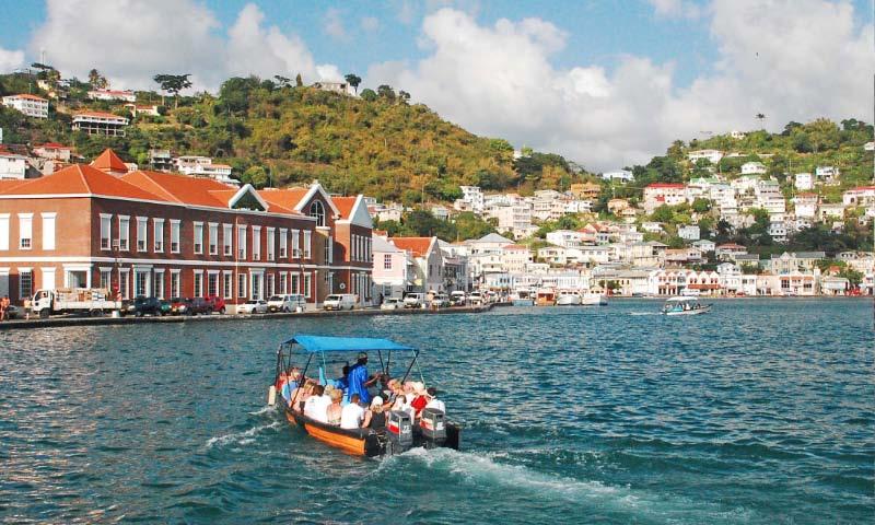 Pin Grenada Caribbean Sea Wallpapers Landscape Nature Hd City on 800x480