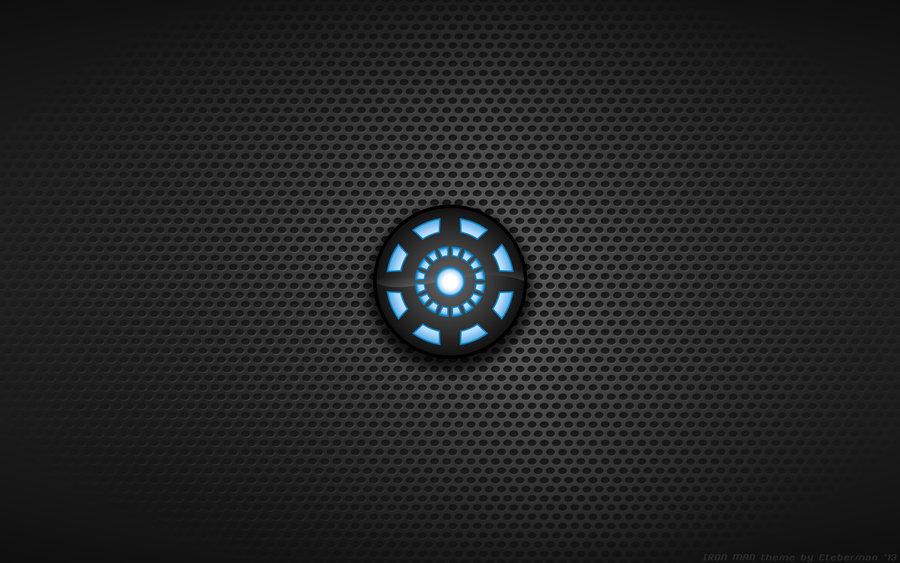 Wallpaper   Tony Stark Arc Reactor Shirt Logo by Kalangozilla on 900x563