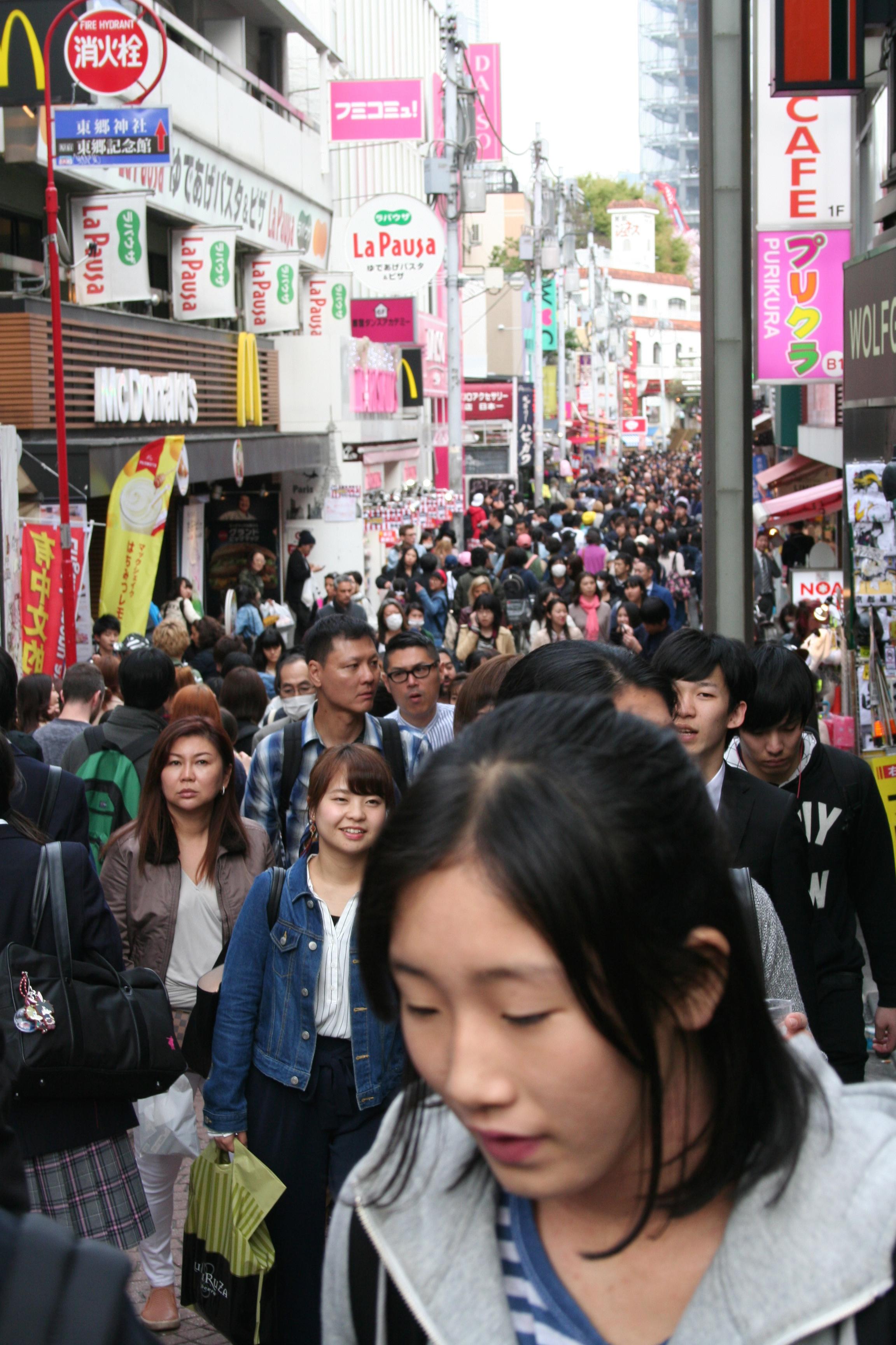 Japan images Tokyo Harajuku HD wallpaper and background photos 2304x3456