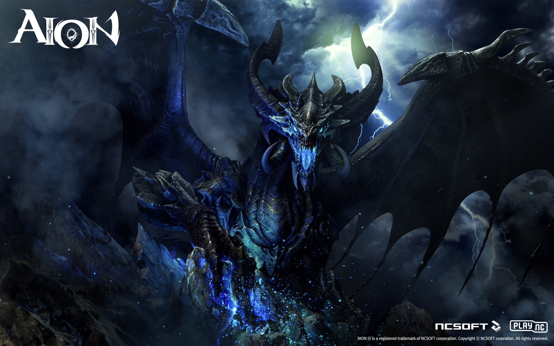 HD Aion Background Wallpapercraft 1920x1200