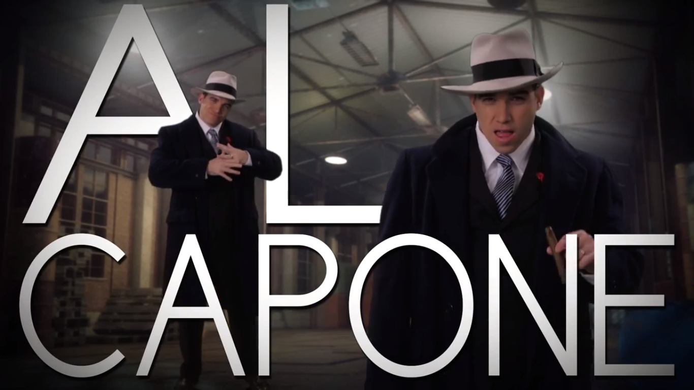 Al Capone - Epic Rap Battles of History Wiki