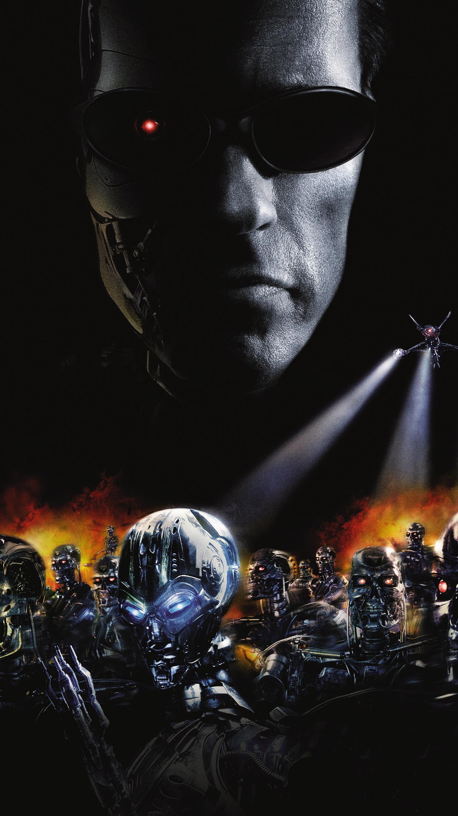Terminator 3 Rise of the Machines 2003 Phone Wallpaper Moviemania 1536x2732
