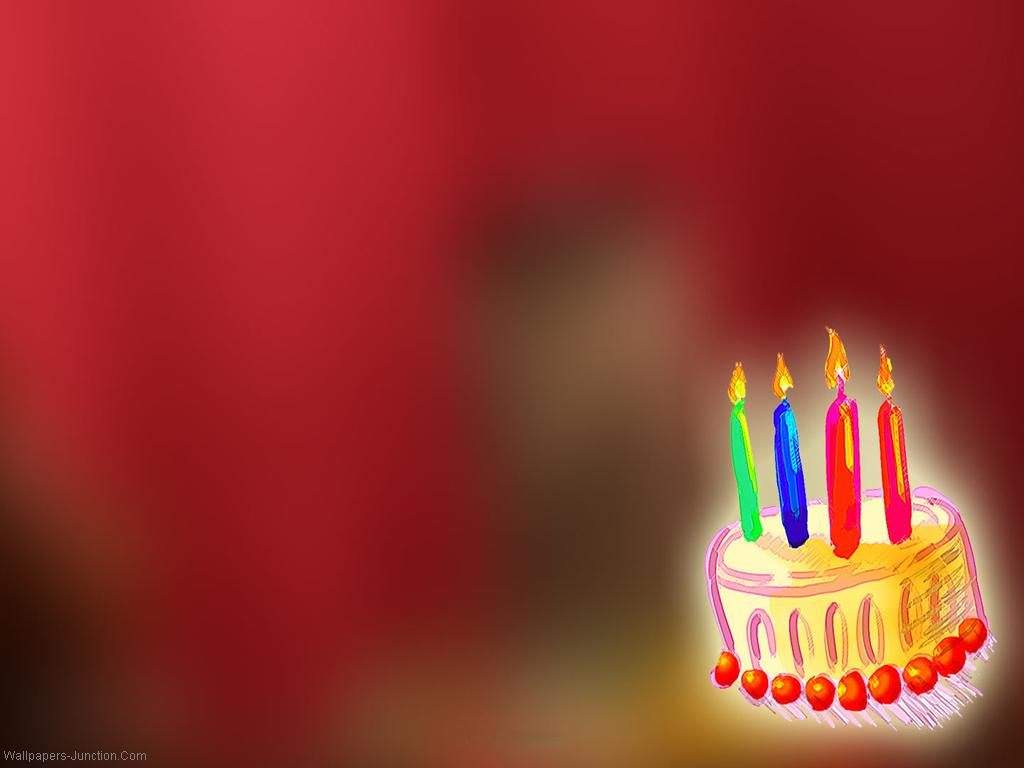 Happy Birthday Wallpapers 1024x768