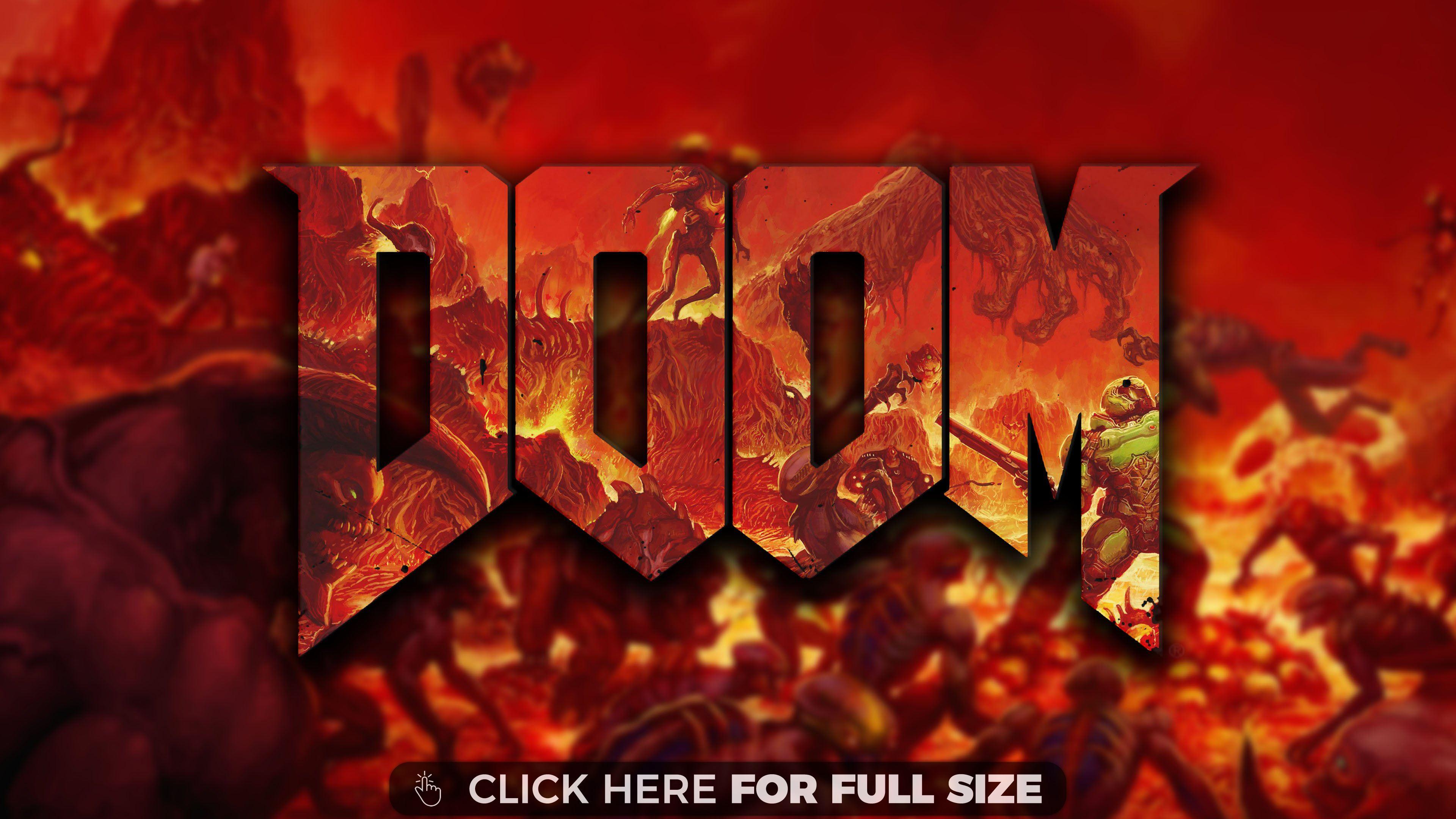 3840x2160px doom wallpaper - wallpapersafari