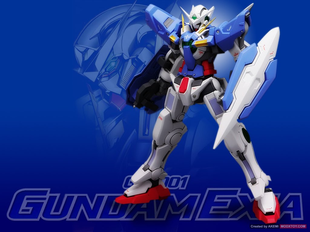 Gundam 00 Wallpapers Video Synopsis Story Model 1024x768