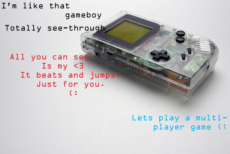 Game boy love wallpaper by LinkaIstheShit 2816x1880