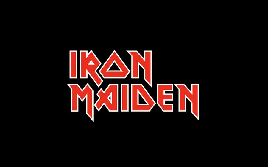 Iron Maiden Logo by W00den Sp00n 900x563