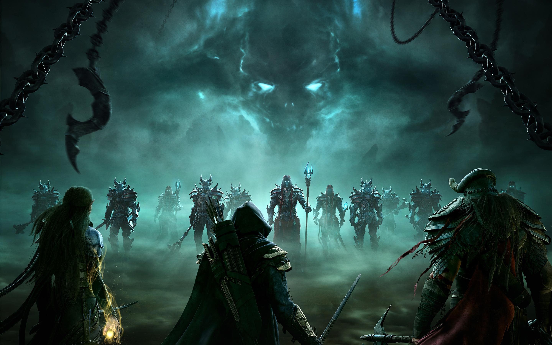 46 Elder Scrolls Online Hd Wallpapers On Wallpapersafari