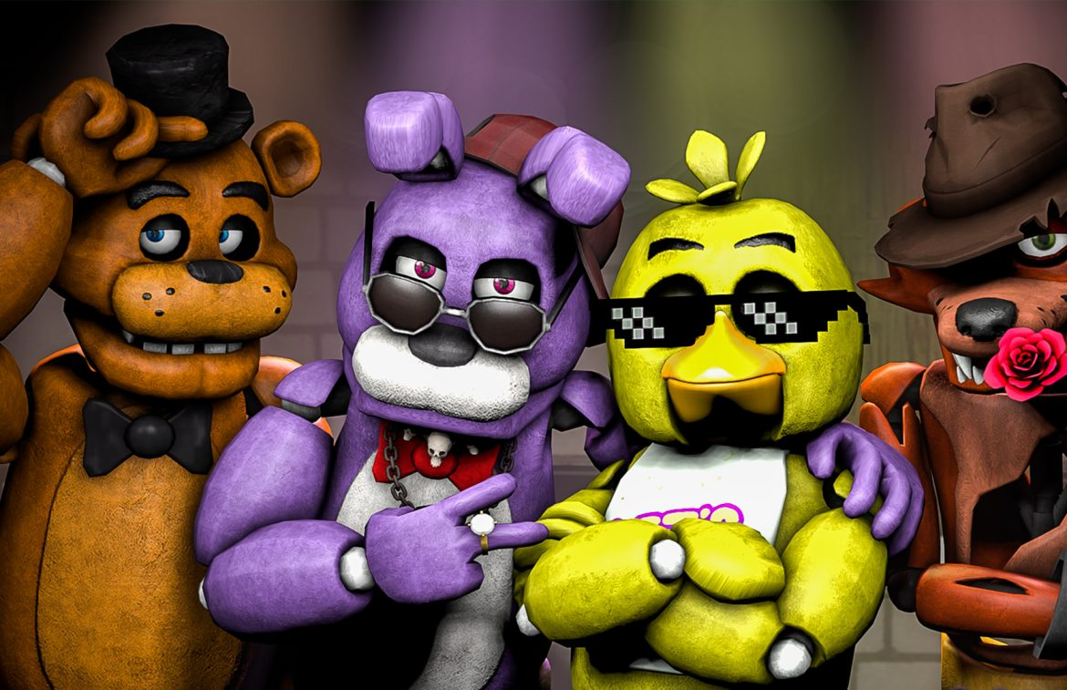 Free download FNaF Five Nights At Freddys Wallpapers New ...