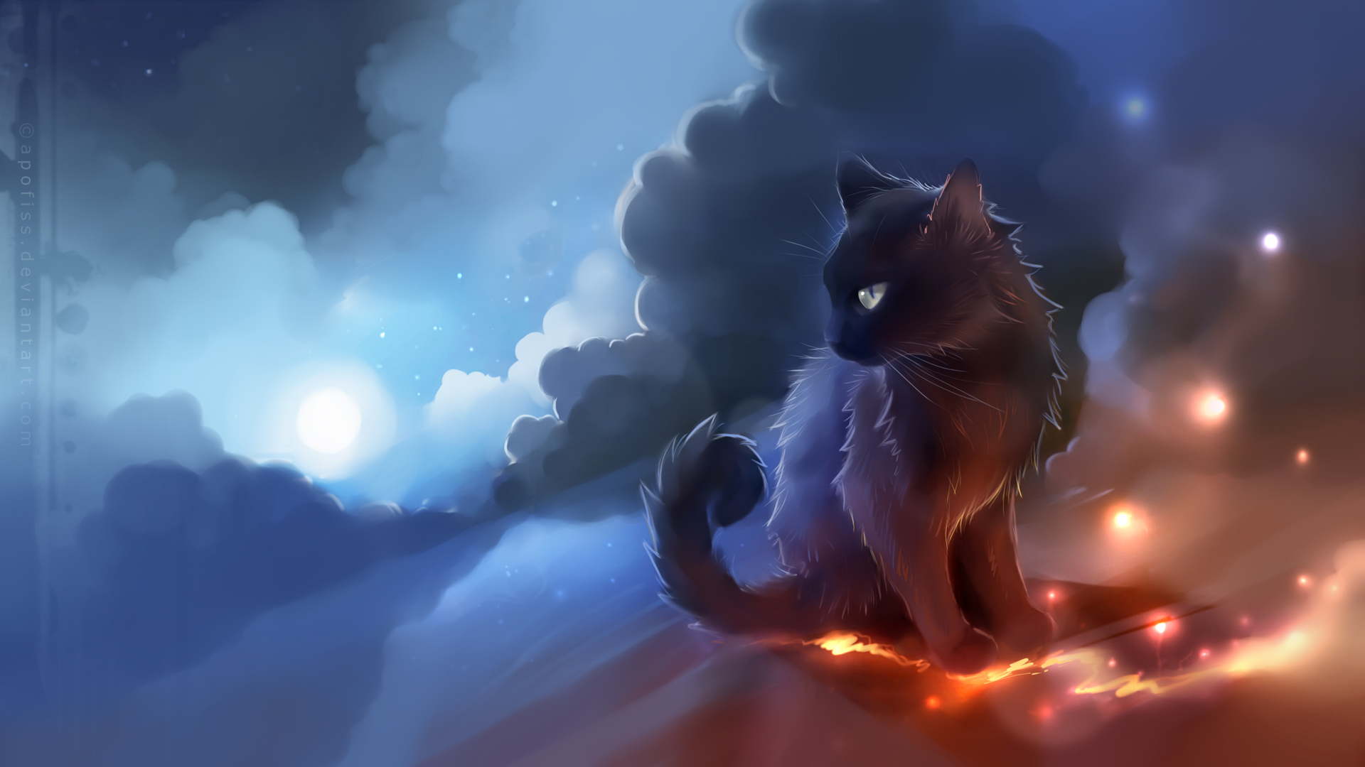 Warrior Cat Wallpapers HD Wallpapers 1920x1080