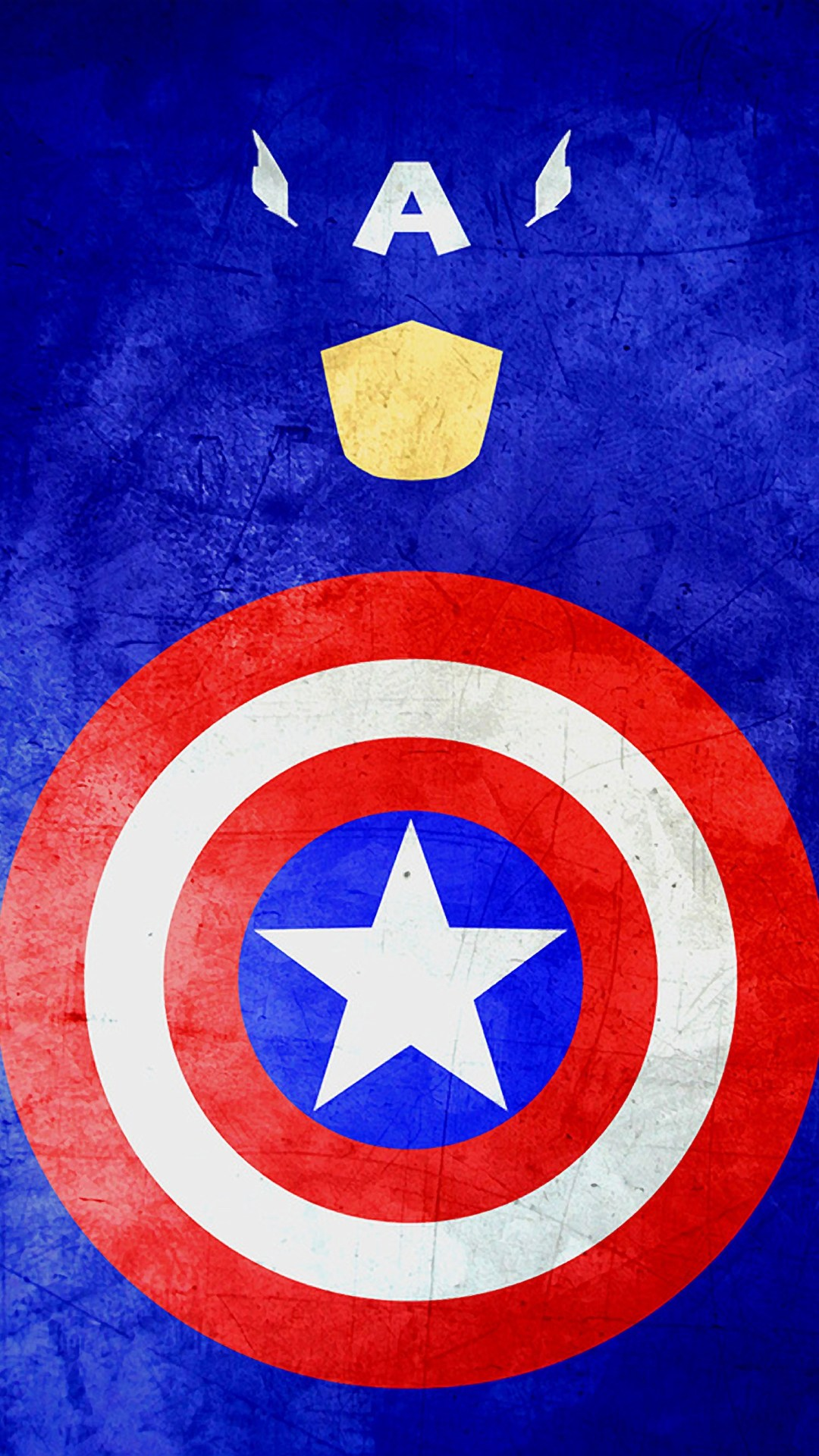 Captain America   iPhone 6 Plus homescreen wallpapers 1080x1920