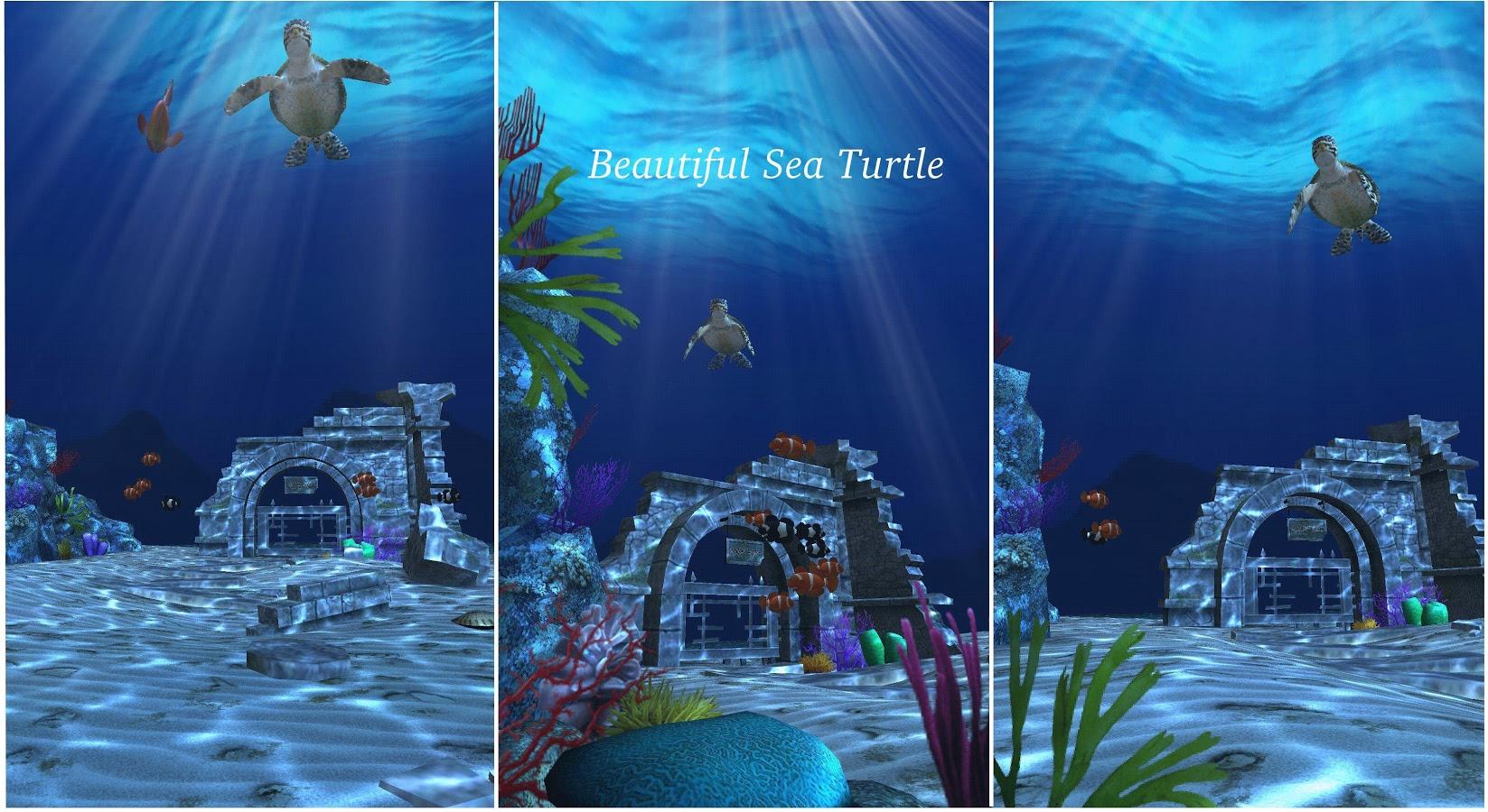 Free Download Ocean 3d Live Wallpaper Is A Very Vivid