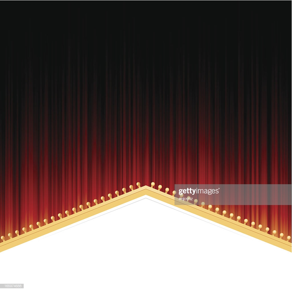 Showtime Background stock illustration   Getty Images 1024x1024