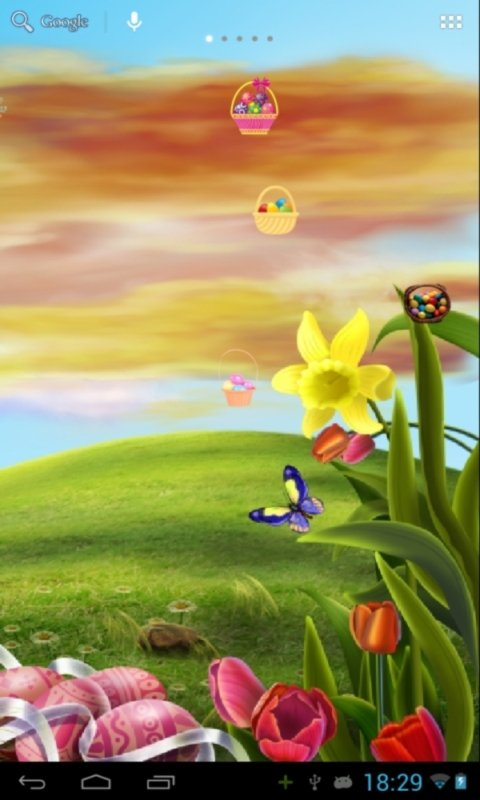 Live Easter Wallpaper 2017   2018 Best Cars Reviews 480x800