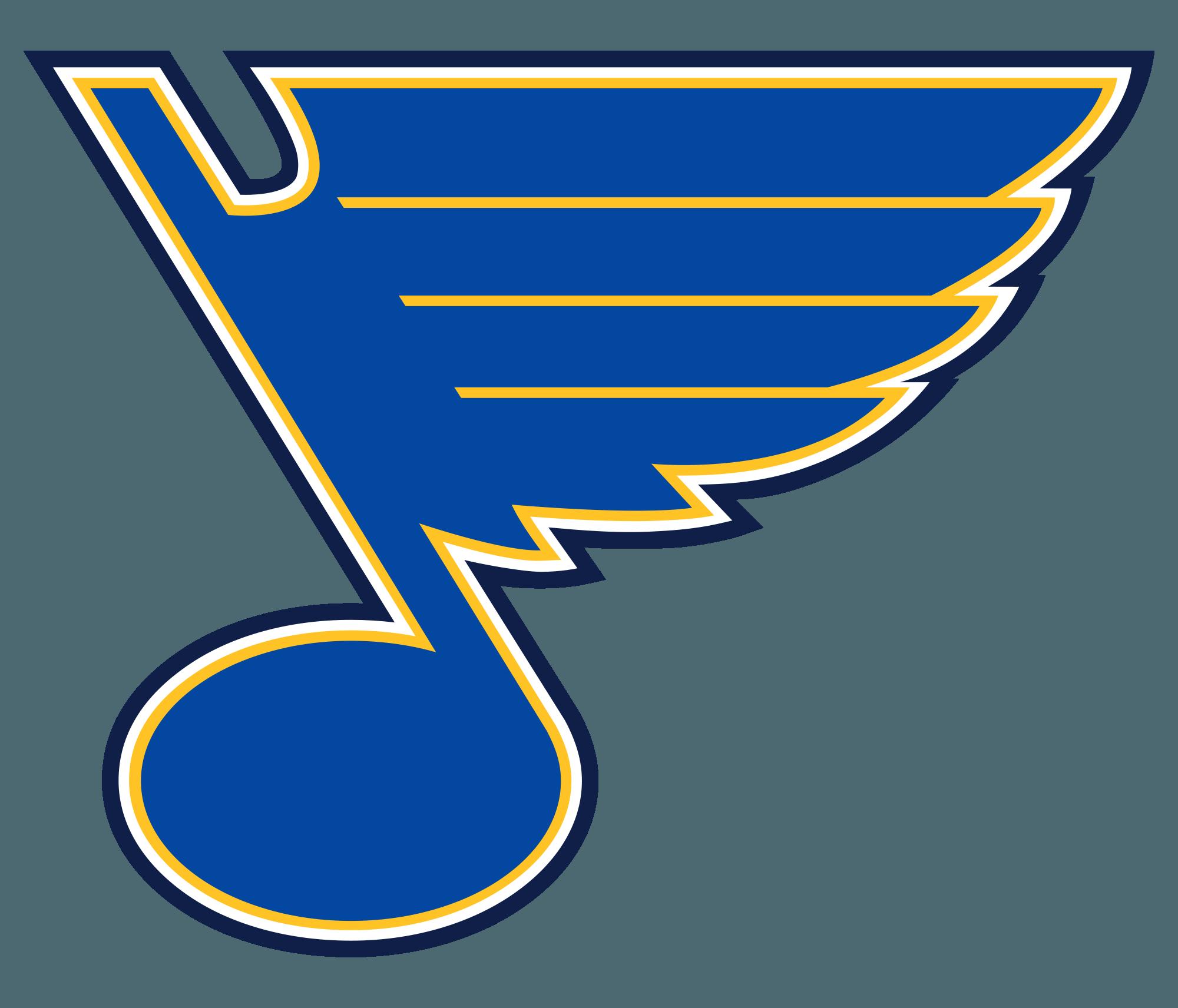 St Louis Blues Logo Wallpapers 2000x1712