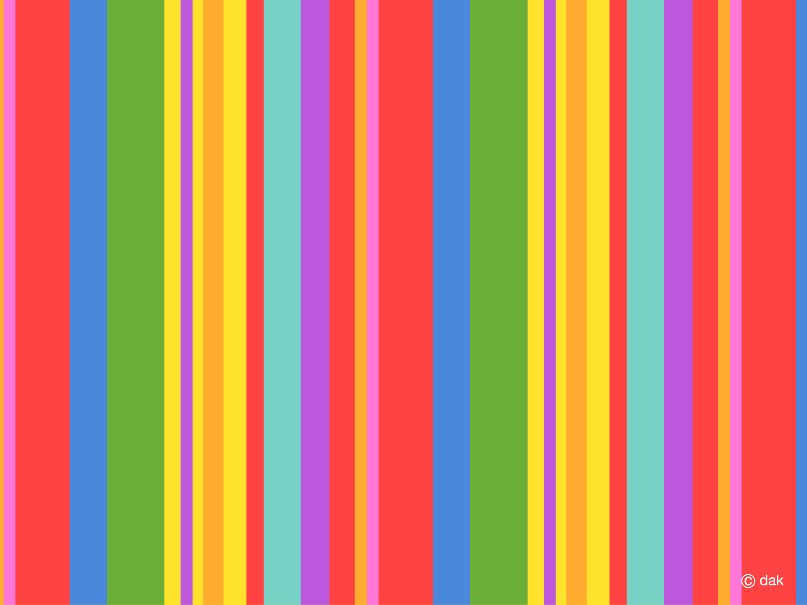 Colorful Striped Wallpapers 1600x1200