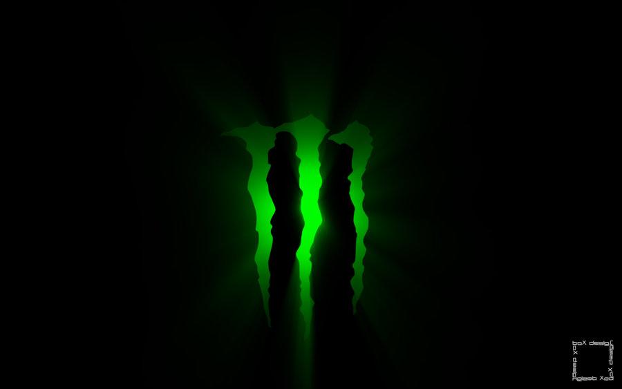 Monster wallpaper by boX1515 900x563