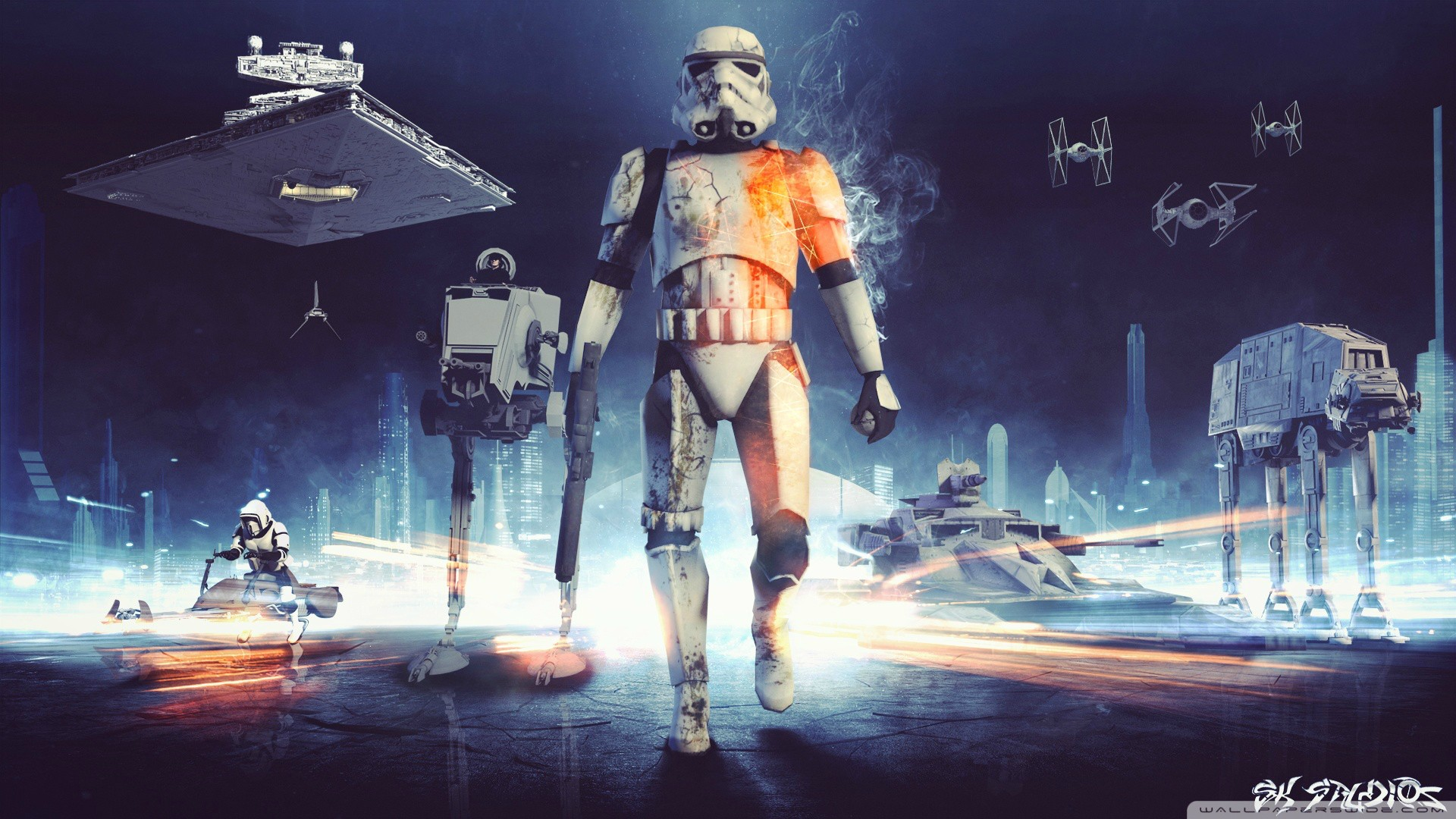 Star Wars Battlefront 2battlefield 4 Wallpaper My Favourite Gaming 1920x1080