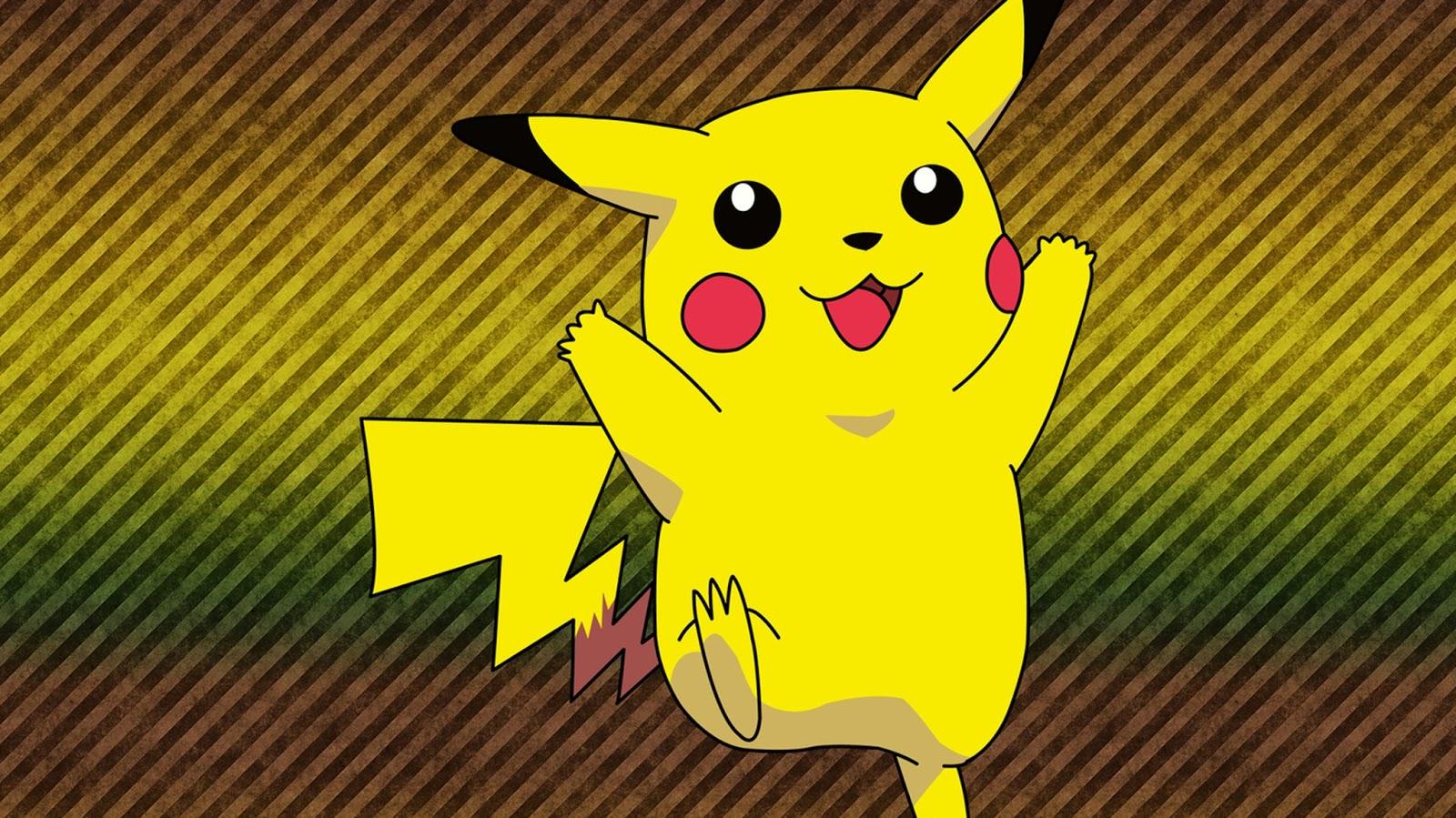Pikachu Wallpaper Perfect Wallpaper 1600x899