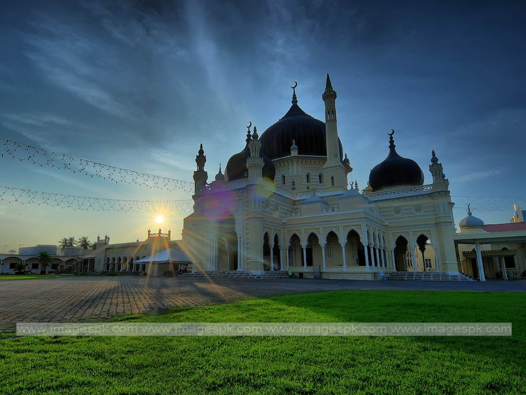beautiful mosque wallpaper wallpapersafari