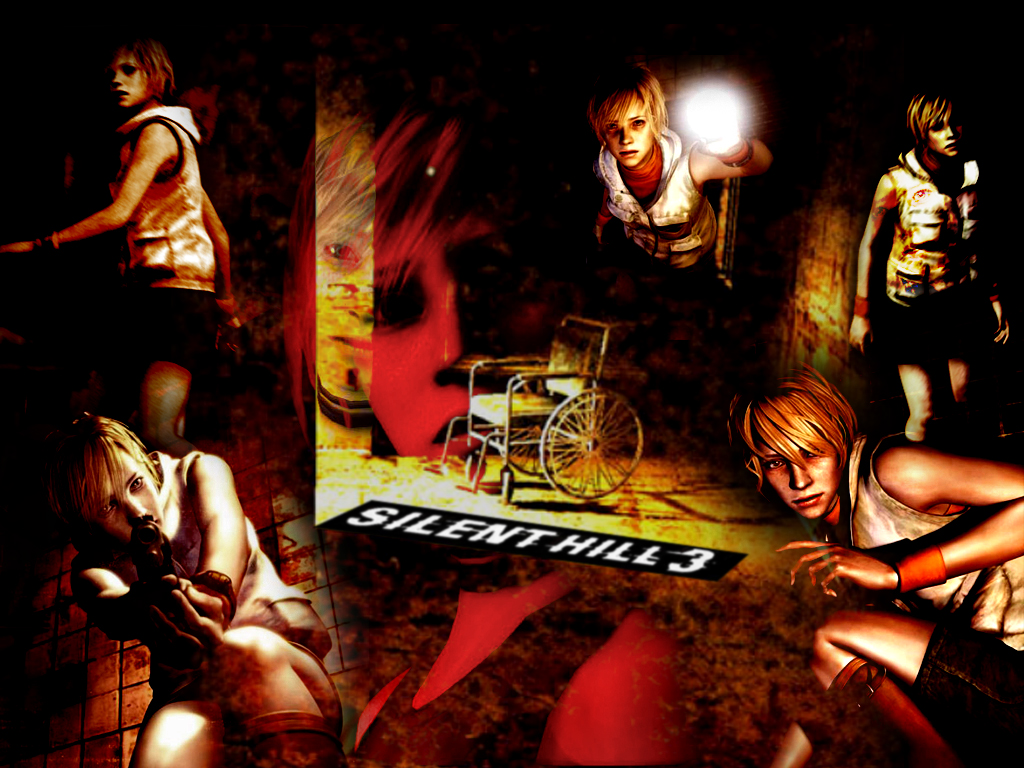Silent Hill 3 wallpaper 2 by neo zeta 1024x768