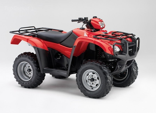 World Motorcycle Wallpapers 2012 Honda atv 500x362